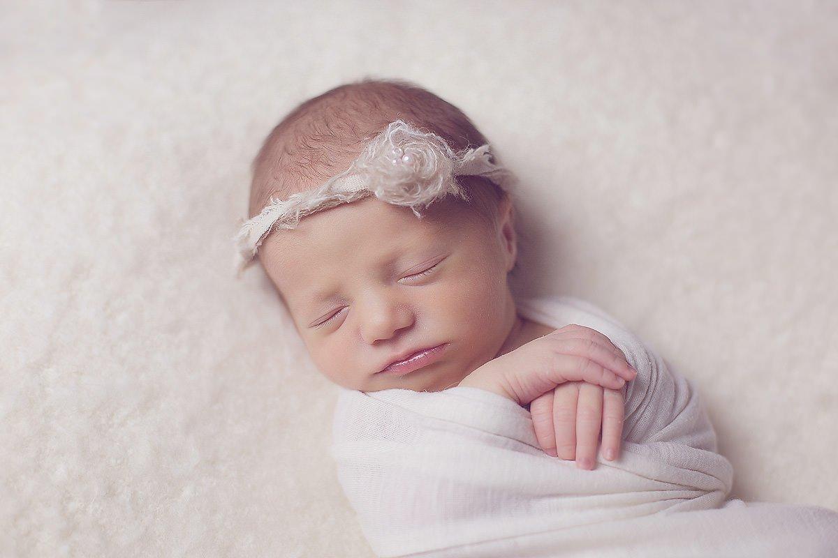 sweet infant baby